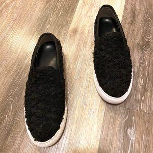 Tory Burch Rosette Sneakers